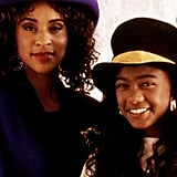 Hilary and Ashley Banks From The Fresh Prince of Bel-Air