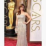 Jennifer Garner Red Carpet Dresses
