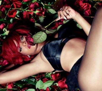 Rihanna does GQ UK-january 2011