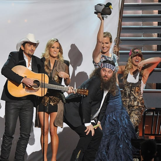 Duck Dynasty Twerking at CMAs