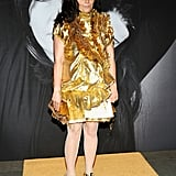 """Pictures of Celebs at """"The Artist Is Present"""" Show Closing Celebration at MOMA"""