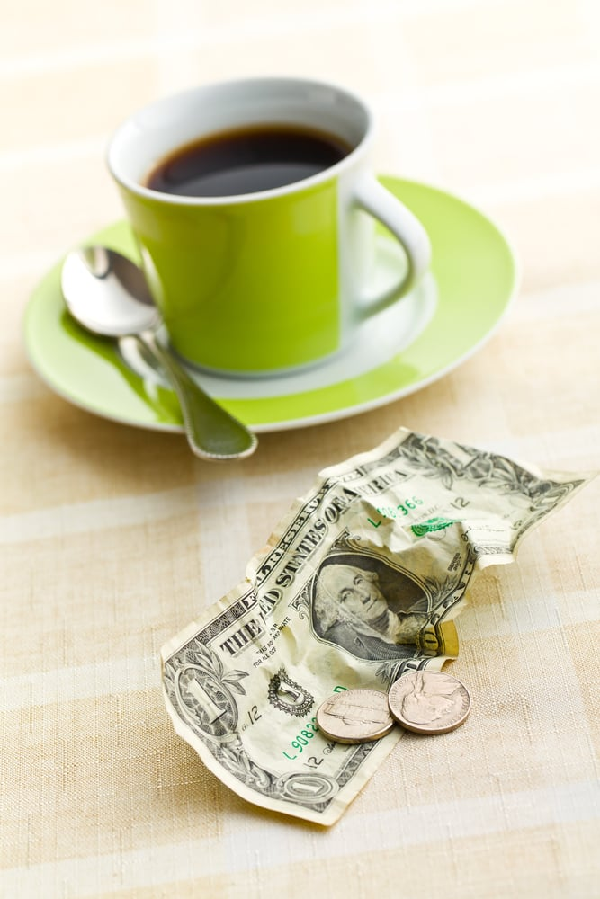 Do You Tip at a Restaurant With Bad Service?