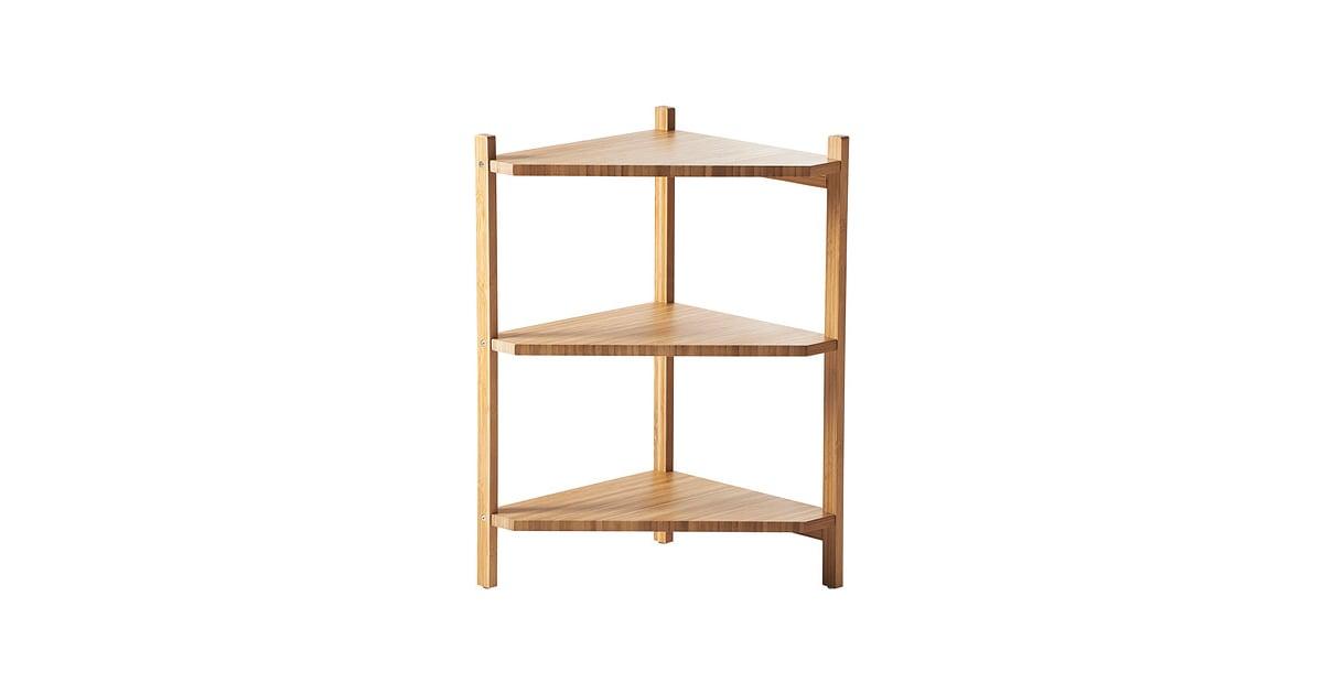 Corner Shelves Ikea Kitchen Organisation Popsugar Home