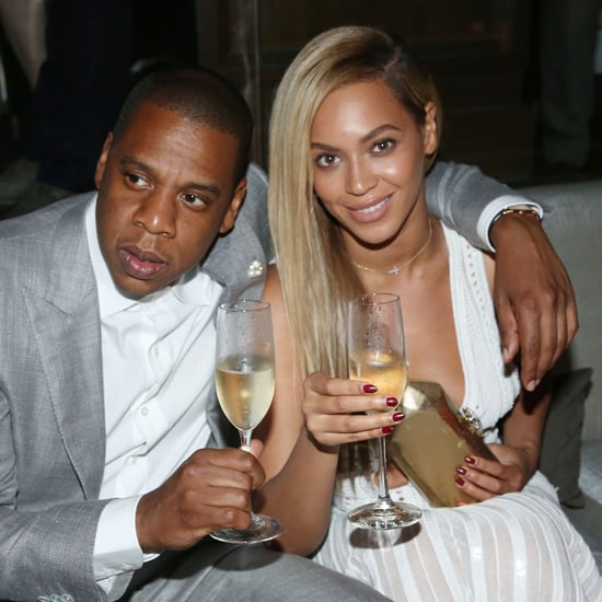 Beyonce and Jay-Z at 40/40 Anniversary Party | Photos