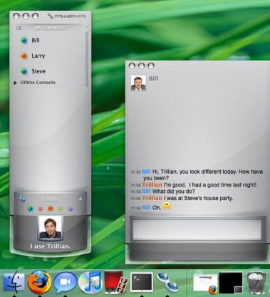 Geek Tip: Stay Tuned for Trillian for Mac Users