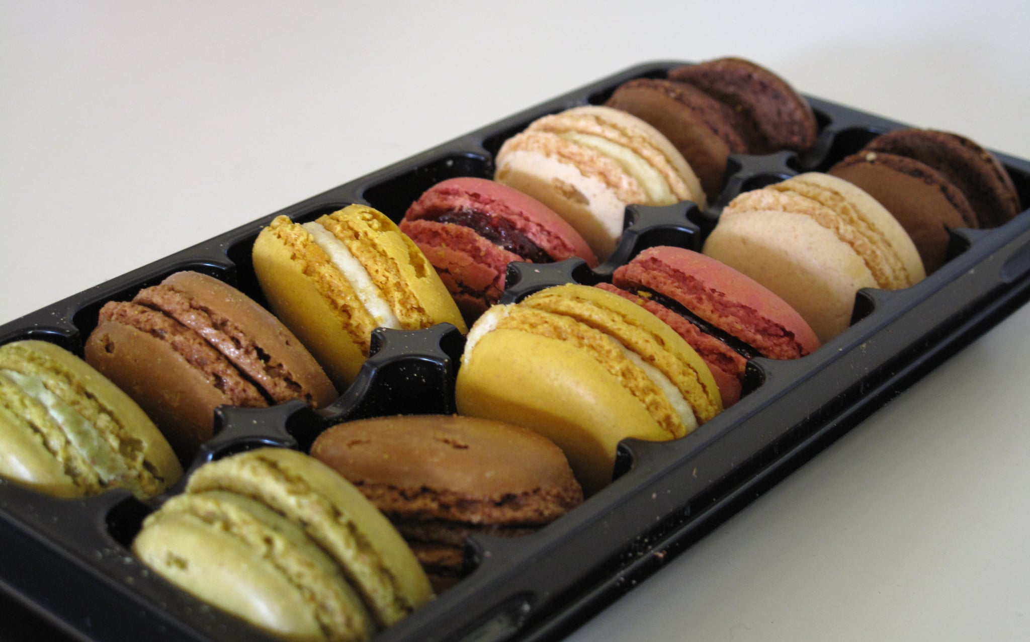 Photo Gallery: Starbucks Macarons