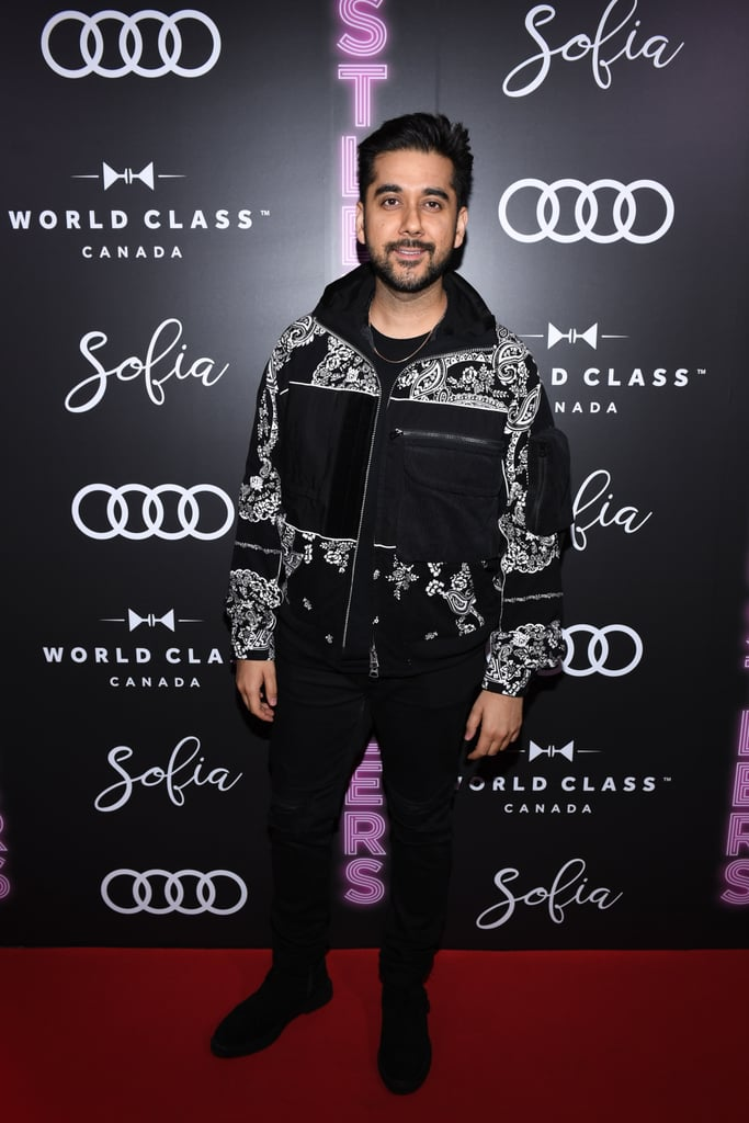 Vinay Virmani at the Hustlers Premiere in Toronto