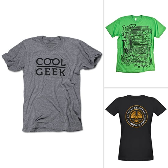 11 Geeky T's to Rock This Spring