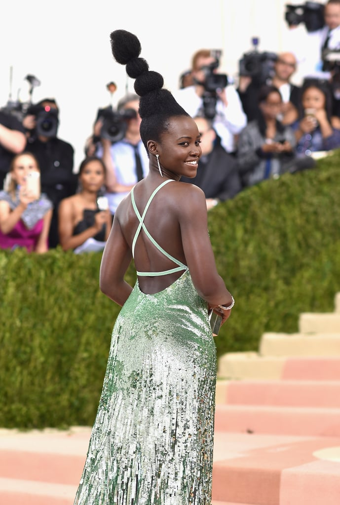 Vogue Compares Lupita Nyong'o to Audrey Hepburn