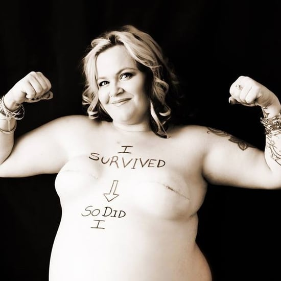 Photos of Pregnant Mom Who Fought Breast Cancer
