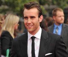 Harry Potter Neville Longbottom Actor Matthew Lewis in Australia For Exhibition Launch at Powerhouse Museum
