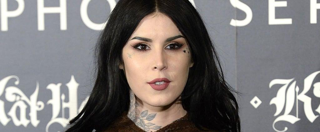 Grunge Goddesses Will Flip For Kat Von D's 3 Limited-Edition Lipsticks