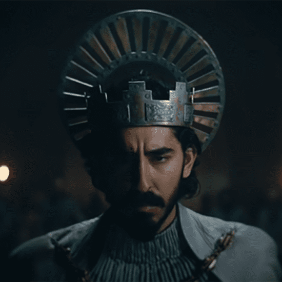 Watch The Green Knight Trailer Starring Dev Patel