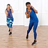 This Supercharged Cardio-Boxing Workout Will Leave You Dripping in Sweat