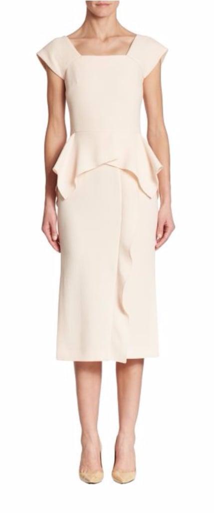 The Exact Dress Melania Wore