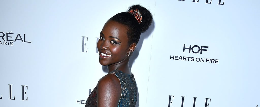"Lupita Nyong'o: ""I Use Beauty Products as a Celebration of Just Naked Me"""