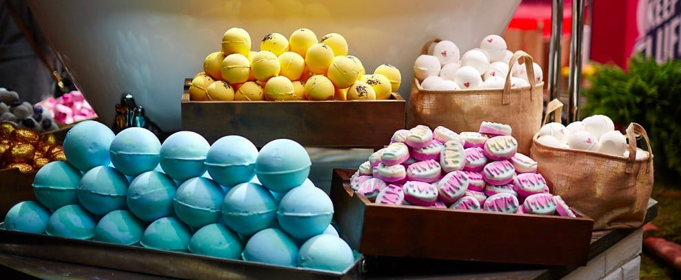 You're Going to Need a Bigger Bathtub, Because Lush's Spring Products Are Incredible