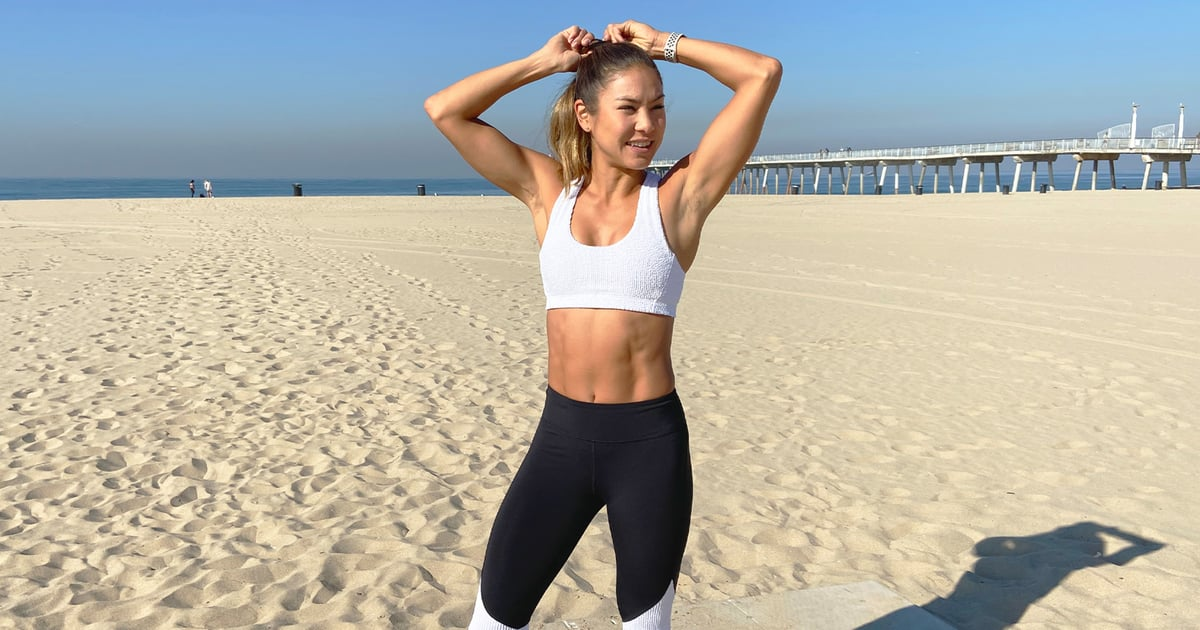 Want a Strong Core? This Week-Long Ab Challenge From Tone It Up's Stef Corgel Is For You