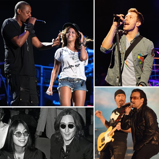 Celebrity Dads Song Tributes For Their Babies