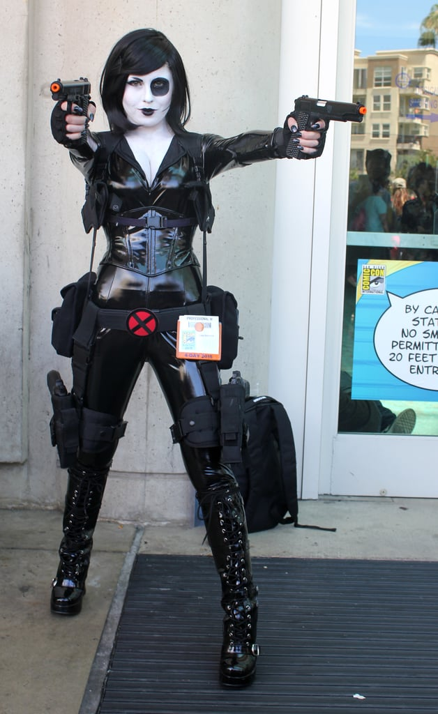 Hottest cosplay outfits