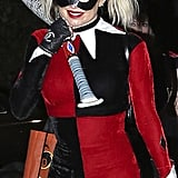 Fergie as Harley Quinn From Batman
