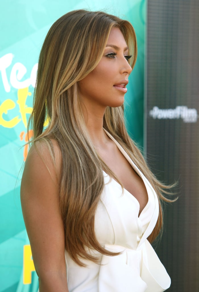 Photos of Kim Kardashian Blonde