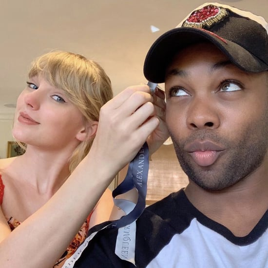Taylor Swift's Birthday Gift to Todrick Hall April 2019