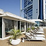 Burj Al Arab's Beach Club Opens to For AED1,800