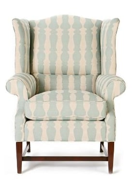 Steal of the Day: Anthropologie Spindle Wingback Chair