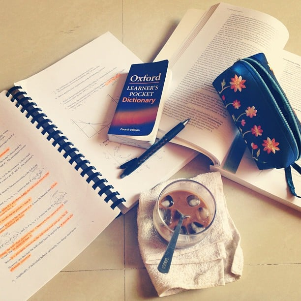 Oxford English Dictionary New Words 2013