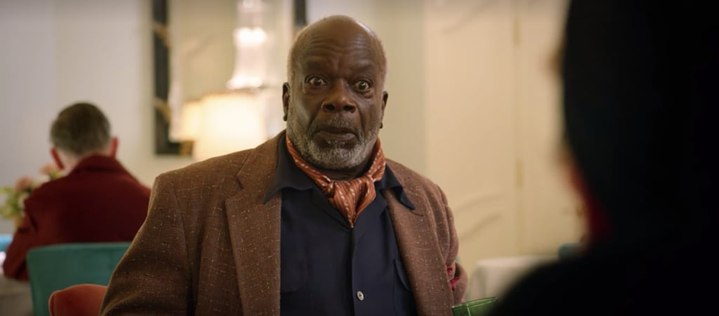 Ratched: Yes, That's Joseph Marcell as Len Bronley