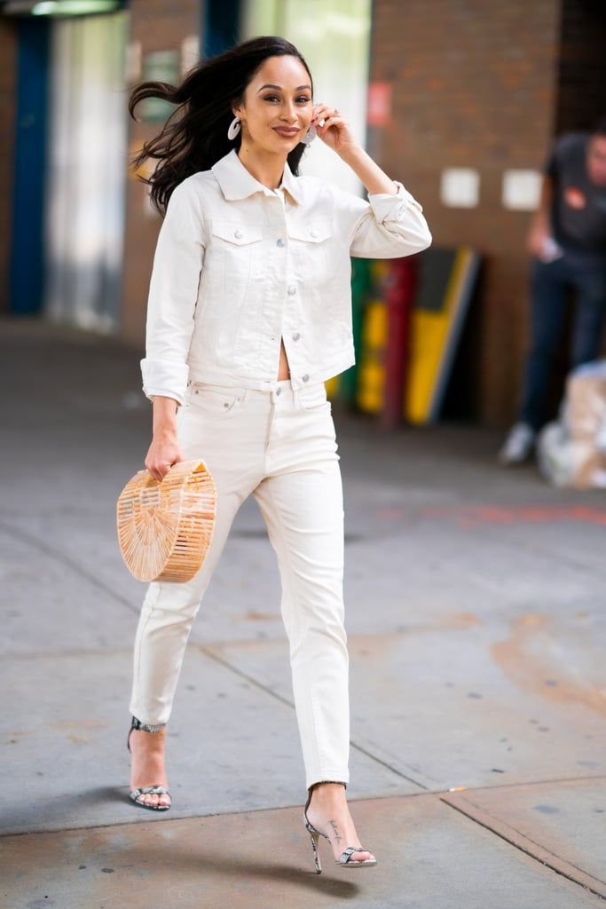 Cara Santana Shows Us the Sexiest Way to Wear Denim on Denim For $63