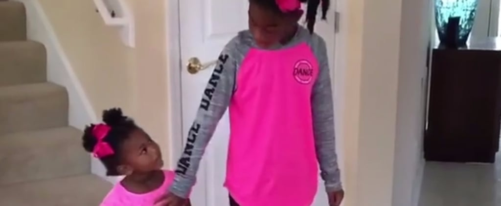 Every Person With Siblings Will Understand the Dynamic Between These Dancing Girls