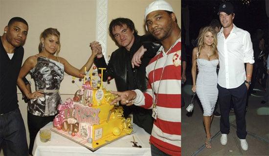 Fergie And Quentin Tarantinos Birthday Party In Las Vegas - Children's birthday venues las vegas