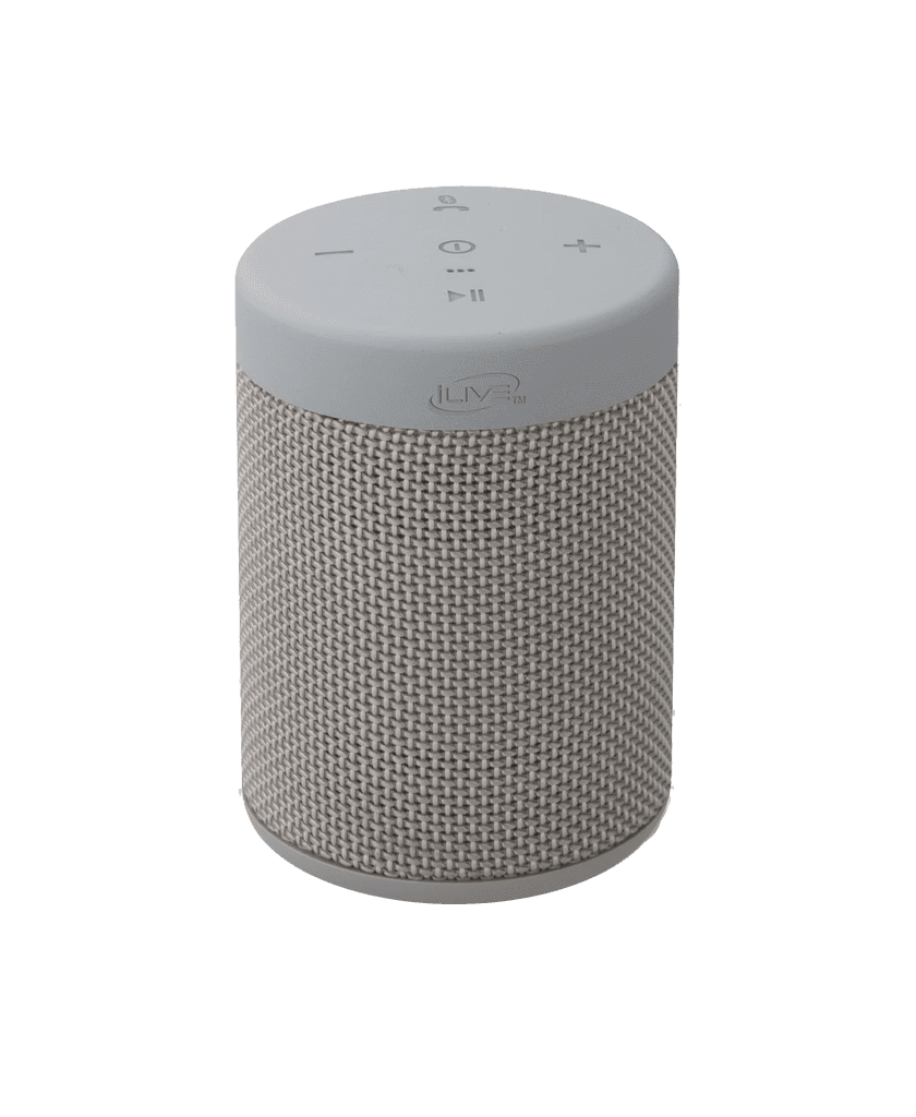 iLive Waterproof Bluetooth Wireless Speaker