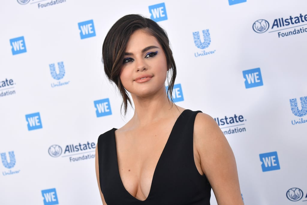 Selena Gomez's Look at the WE Day Red Carpet