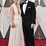 Olivia Wilde and Jason Sudeikis Make a Seriously Stunning Oscars Duo
