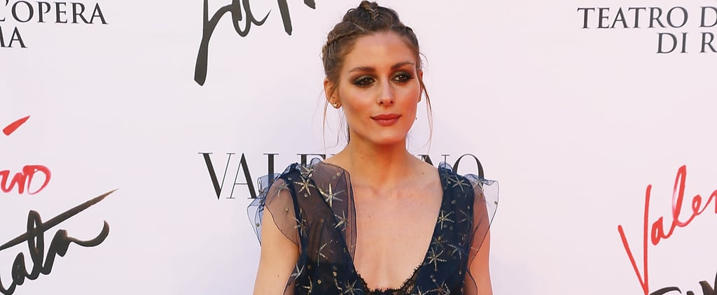Olivia Palermo Just Wore a Sheer Dress Fit For a Fairy Princess