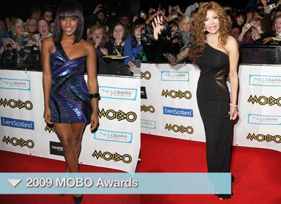 Photos from the Red Carpet at 2009 MOBO Awards