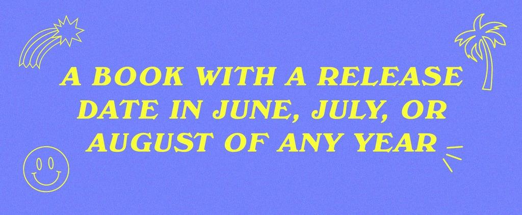 2020 POPSUGAR Summer Reading Challenge