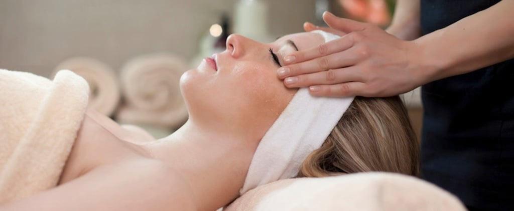 Here's What It's Like to Have a Facial So Good It Won a Nobel Prize