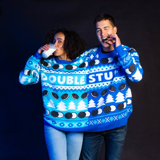 This Oreo Double Stuf Sweater Is Too Fun For Words