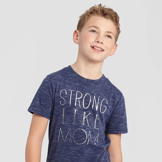 Strong Like Mom Kids' Target Shirt