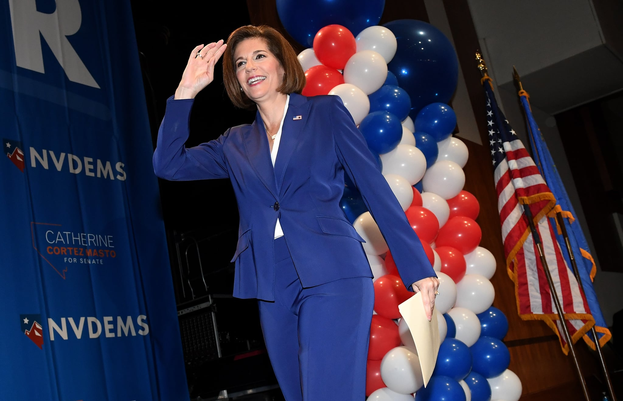 Women Record Several 'Firsts' With Wins In US Senate, Elsewhere