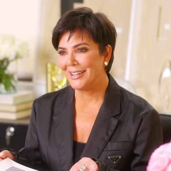 Watch: Kris Jenner Looks Back at Her Style From 1990 to 2021