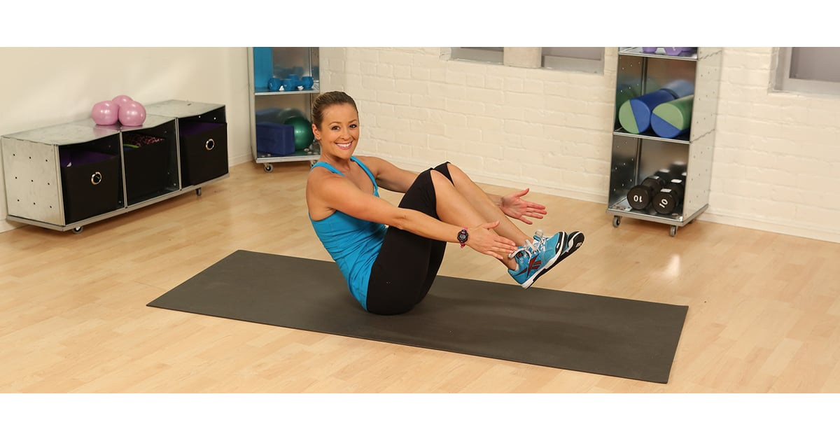 One Minute Fitness Challenge For Abs Atomic Crunch