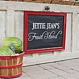 Jettie Jean's Favorite Fruit
