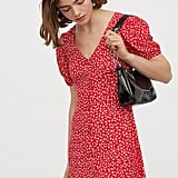 Short Viscose Dress