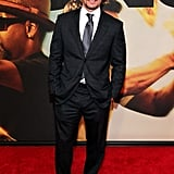Mark Wahlberg attended the 2 Guns premiere in NYC on Monday.