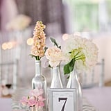 Floral Table Settings